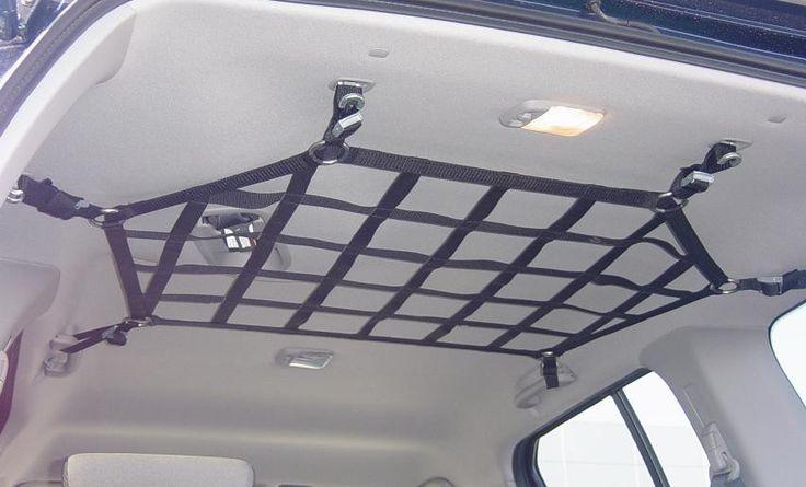 1999 - 2015 Nissan Xterra interior ceiling storage full size RIXN