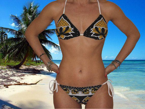 Costume Bikini  in Sensitive  by SISI mbili