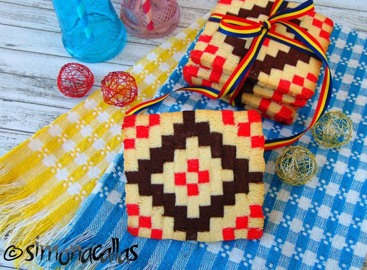 Traditional Pattern Cookies by simonacallas