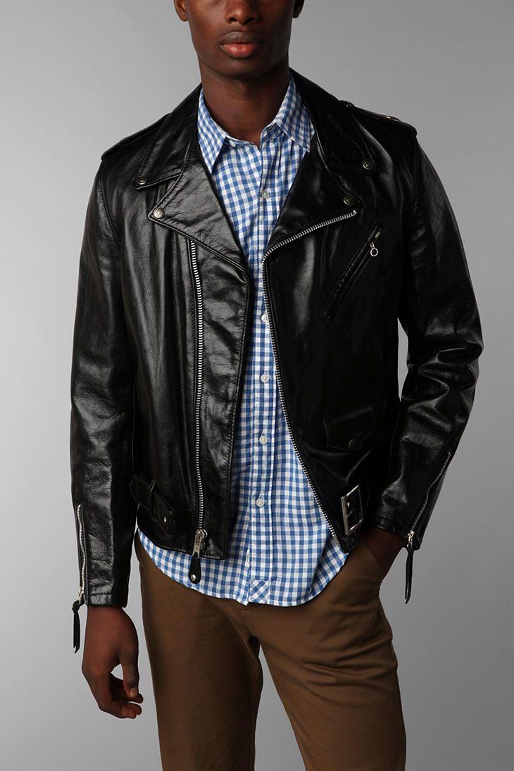 I need it, I want it. Schott 626 Moto Jacket