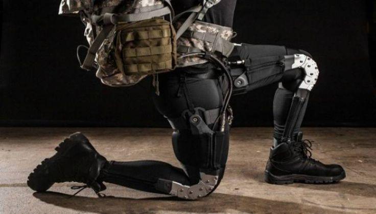 """ΣΟΚ! Έρχεται ο υπερ-στρατιώτης στα πεδία των μαχών! """"Φτιάχνουμε τον Iron Man"""" λέει ο Ομπάμα (video)"""