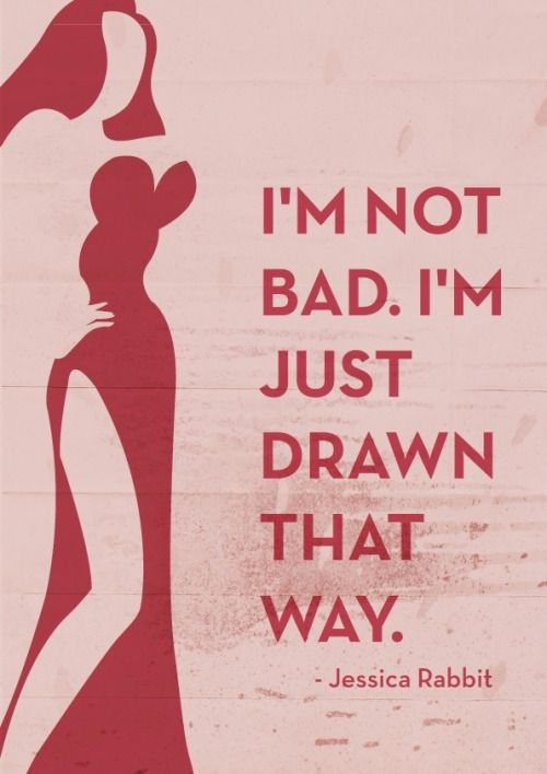 next time my mam says i'm acting bad i'll say ''I'm not bad i'm just drawn that…
