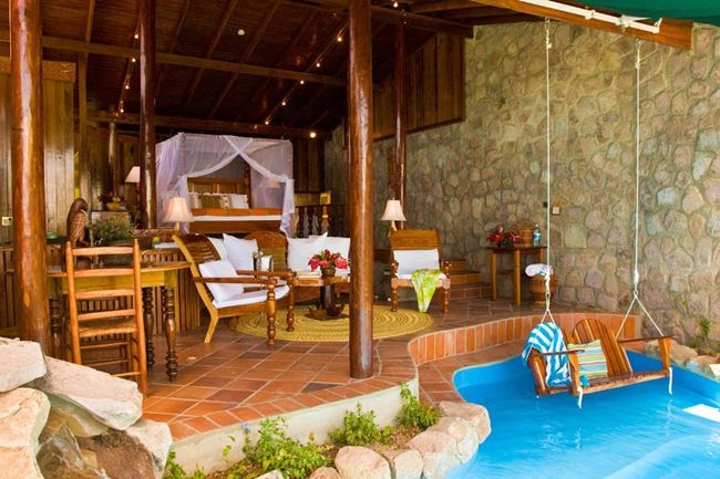 Ladera Resort, St. Lucia, The Grenadines