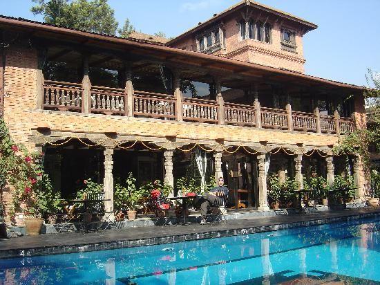 Dwarika hotel : Kathmandu