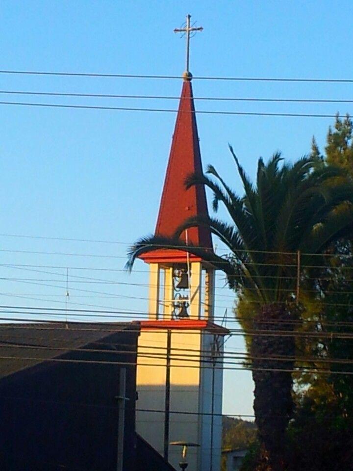 Parroquia san Felipe Neri en Villa Alemana, Valparaíso