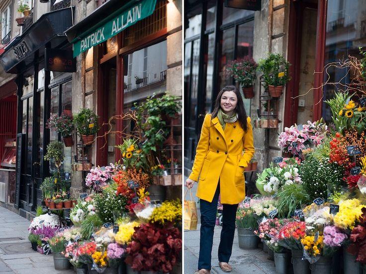 I Florist in Paris |