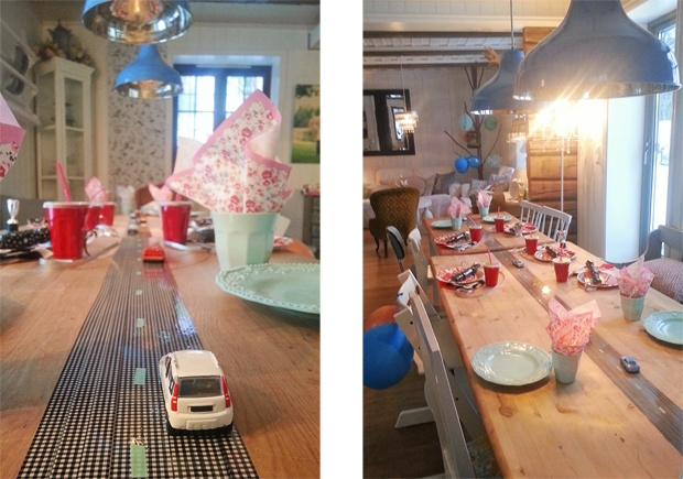 Stines Hjem - Livet på landet: Barnebursdag | Angry Birds muffins |