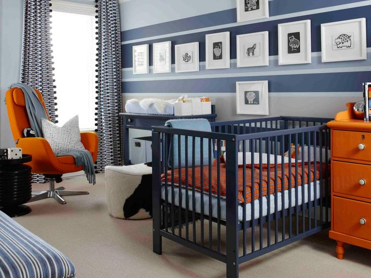 Best Nursery Paint Colors And Schemes Images On Pinterest - Color ideas for boys bedroom