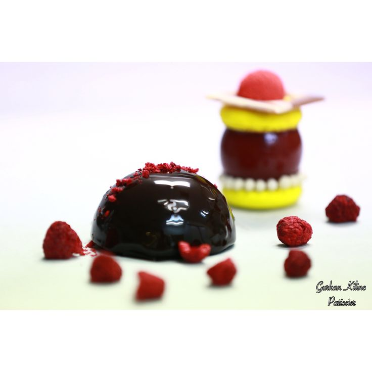 Raspberry vs Chocolate