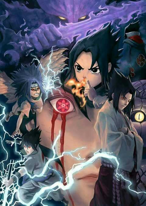 The boy who lived. The legend of the Uchiha