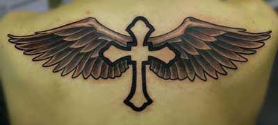 Tatuagens de Cruz: no Pulso, no Dedo, com Asas