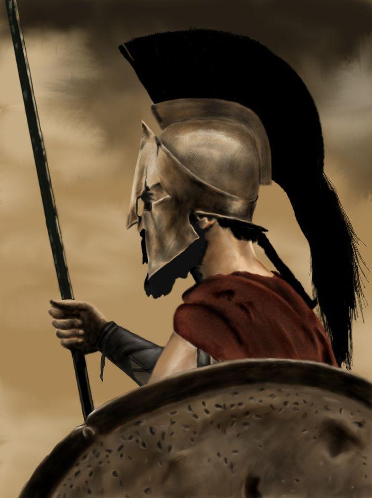 Leonidas, king of Sparta