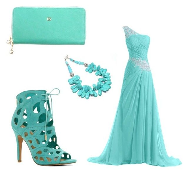 Turquoise by krw7217 on Polyvore featuring polyvore, fashion, style, ALDO and Giudi