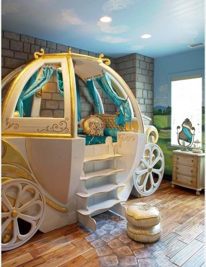 bebek odası modelleri prenses odası
