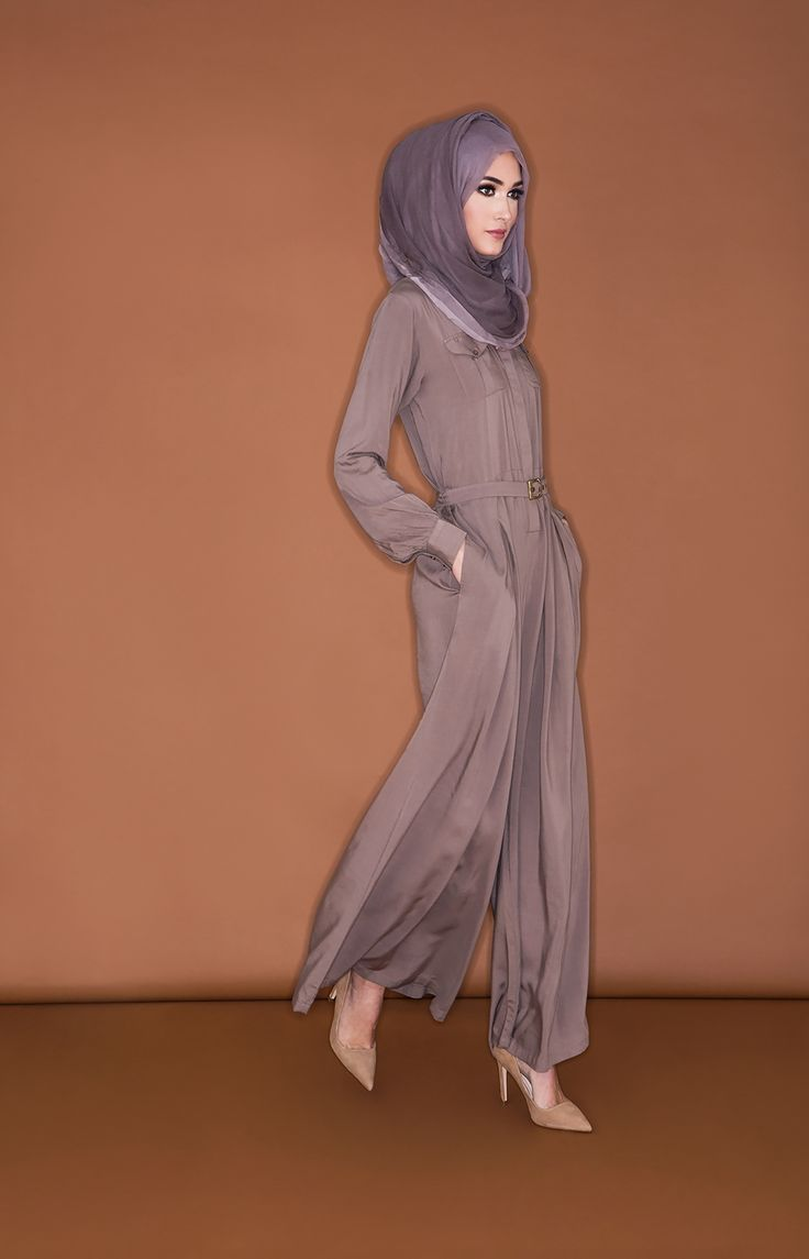 Jumpsuit - Khaki | Aab                                                                                                                                                     More