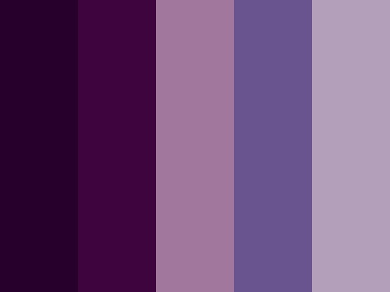 Beautiful shades of purple!                                                                                                                                                                                 More