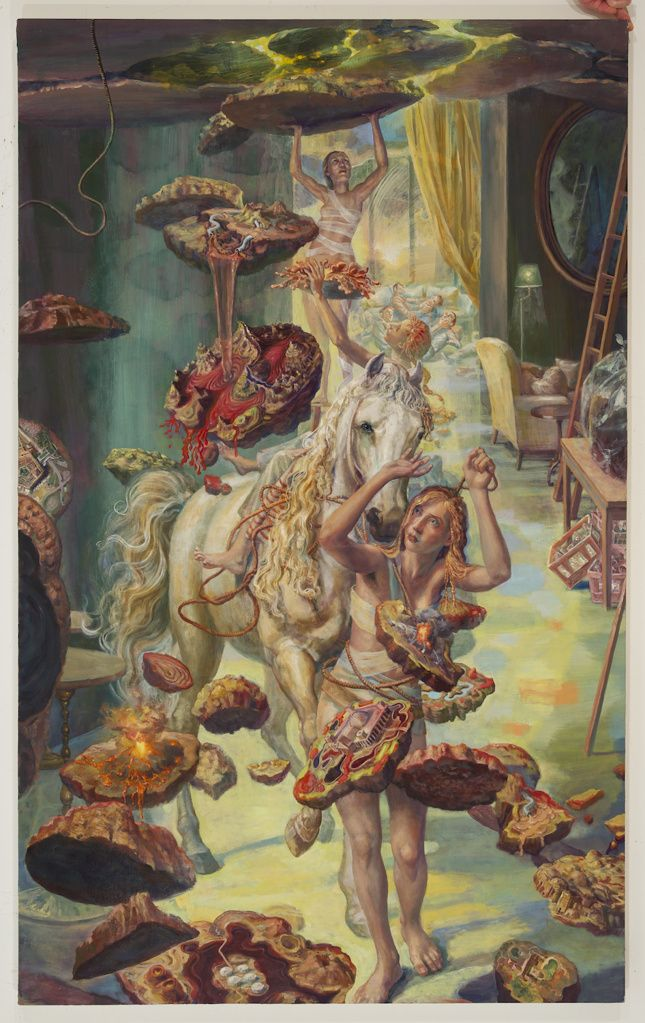seminal work of magic realism Magical realism , magic realism , or marvelous realism is a genre of narrative fiction and, more broadly, art (literature, painting, film, theatre, etc) that, while encompassing a range of subtly different concepts, expresses a primarily realistic view of the real world while also adding or revealing magical elements.