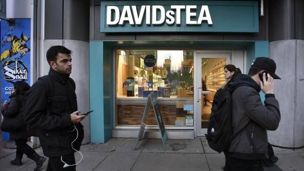 The CEO of DavidsTea says the beverage retailer is slowing its U.S. expansion because it didn't understand American tastes.Joel Silver says the Montreal-based company has discovered that U.S. customers prefer iced tea over hot brew and have a sweeter palate than Canadians.DavidsTea plans to open up t