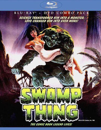 Swamp Thing [2 Discs] [Blu-ray/DVD] [1982]
