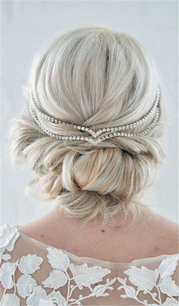 Haar kommt die Braut – 20 Braut Haarschmuck Holen Sie sich Style-Beratung für jedes Budget – Madame Frisuren