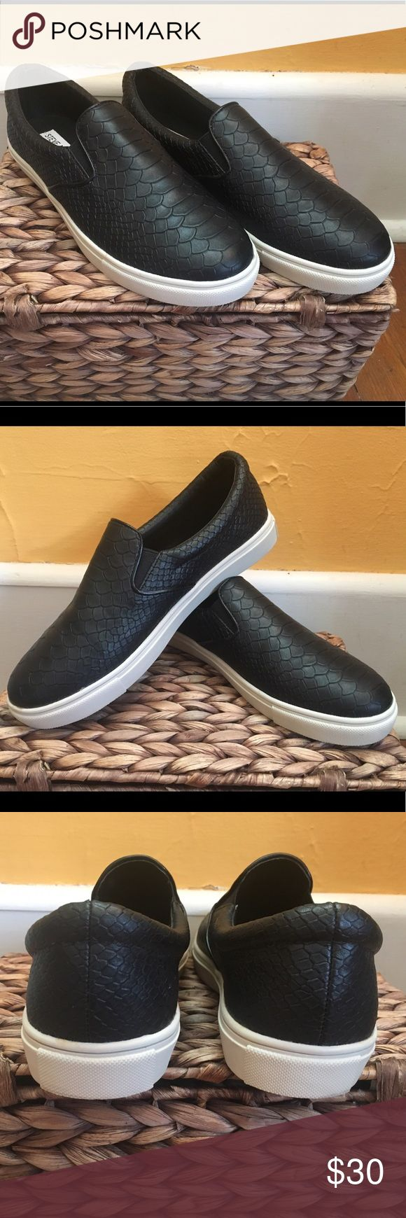 25 best ideas about slip on tennis shoes on