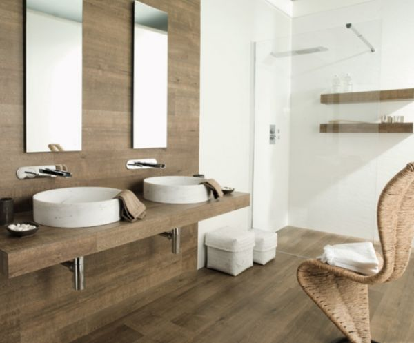 Bathroom Tiles Wooden Floor best 25+ wood tile bathrooms ideas on pinterest | wood tiles