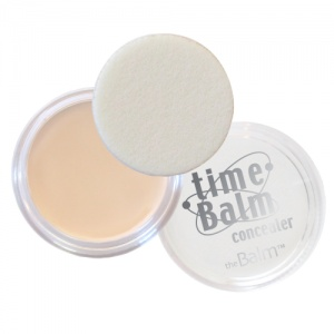 The Balm Time Balm Concealer. Best concealer ever! so cheap, i've been using this for like five years and a little pot last you almost two years! amazing!
