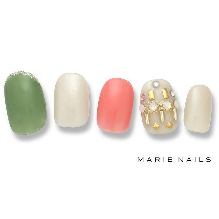 #マリーネイルズ #ネイル #cool #nailaddict #ジェルネイル #ネイルアート #gelnails #swag #marienails #nails2inspire #nice #ネイルデザイン #nail #cute #pretty #nailstagram #nails #love #naildesign #nailsofinstagram #happy #beautiful #nailart #nailswag #fashion #ootd #instanails #nailsdid #nailartist #manicure