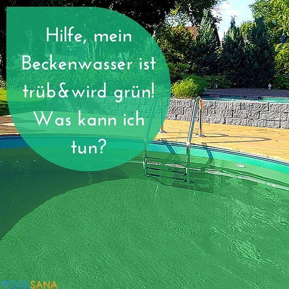 Awesome  besten POOLSANA Ratgeber Pool Bilder auf Pinterest Tipps Pflege und Garten ideen