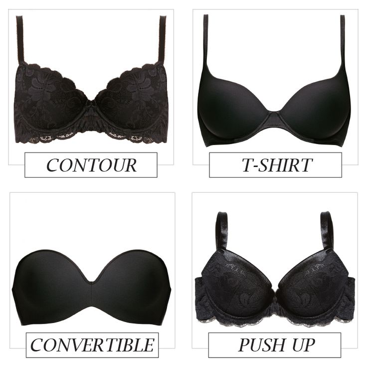 Searching for the ultimate black bra? Whatever your day to day style, your Stylist has the perfect bra for every body! View the entire collection online at https://www.intimo.com.au