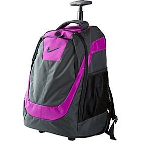 Nike Rolling Laptop Backpack - Magenta - via eBags.com!