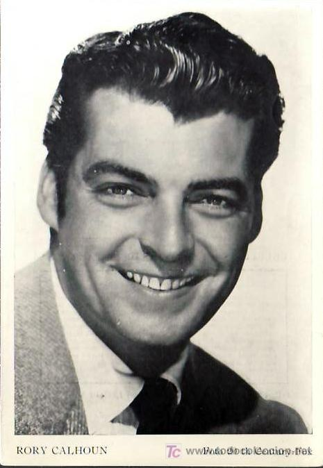 17 Best images about Rory calhoun on Pinterest | English ...