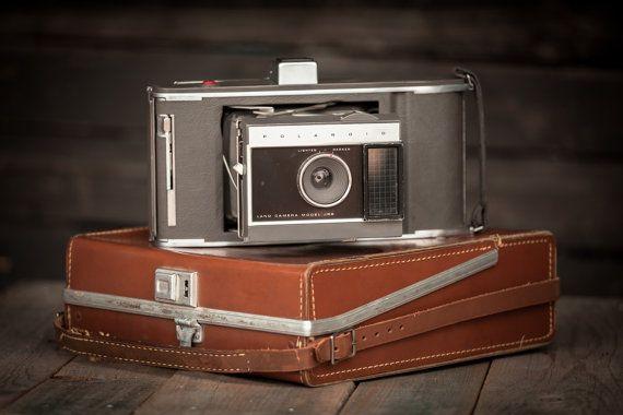 Polaroid Landcamera J66 by JAKsVintageThings on Etsy Vintage Camera