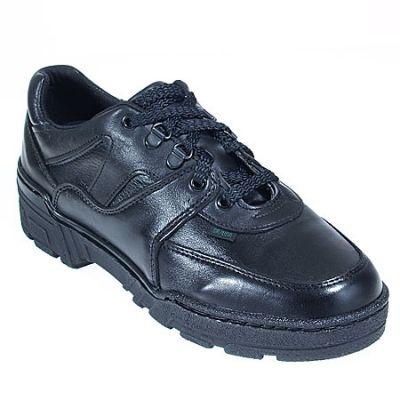 Thorogood Boots Men's Enforcer Postal Certified 834-6574 Black Oxford Shoes