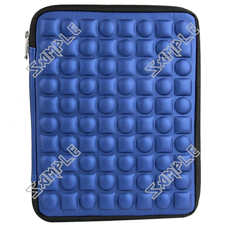 low price ipad: Protective Cover Case Bag Pouch with Zipper for Apple iPad 3 Tablet Laptop