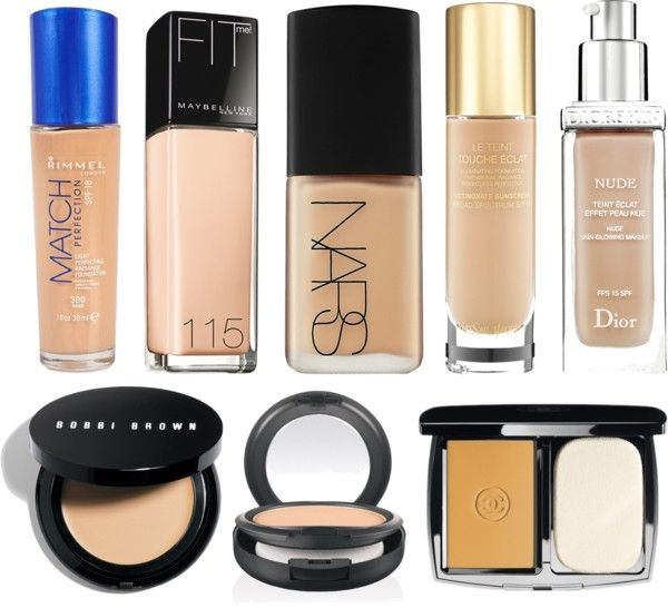 Foundation makeup