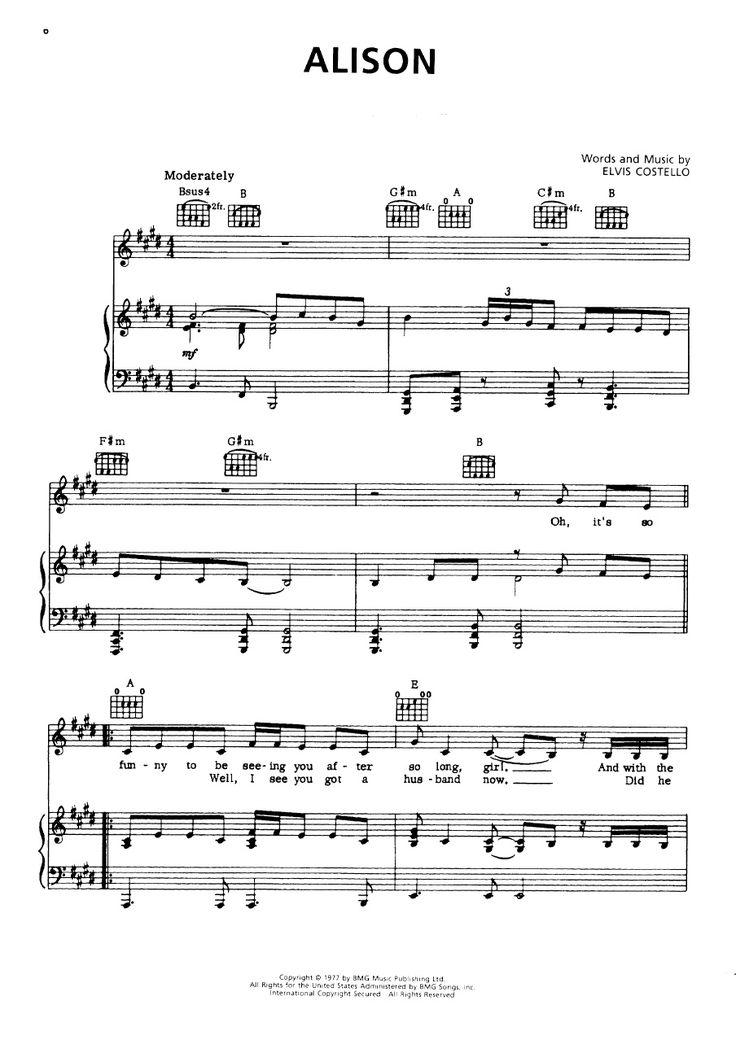 All Music Chords portland sheet music : 55 best Sheet music images on Pinterest | Sheet music, Chart and ...