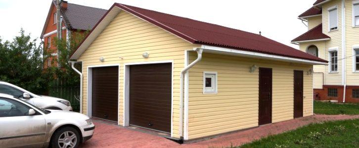 Наши конструкторы разработали несколько типовых проектов гаражей для загородных участков. Среди них легко подобрать вариант, отвечающий всем вашим требованиям. http://www.metgar.ru