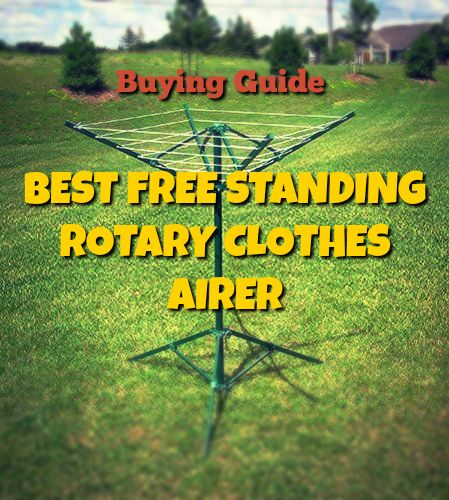 The free standing rotary airer is must have as a greener and efficient tool for drying clothes. Doing your laundry always has been a pain. This can ease it.