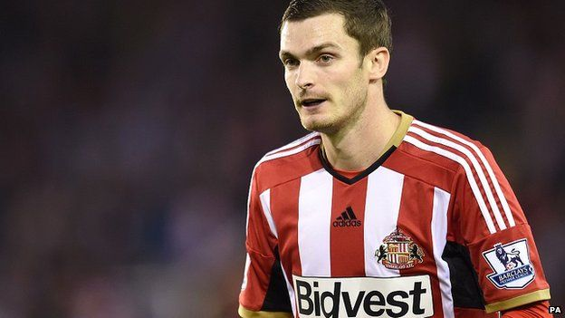 Adam Johnson - In 2012 he signed for Sunderland on a £10m deal, and was handed the Barclays Player of the Month award in January 2014 after scoring a hat-trick in an away win against Fulham.