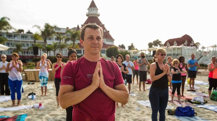 Decades after western women embraced the practice, yoga is evolving to meet the modern man. Here's why yoga is just as important for men as for women.