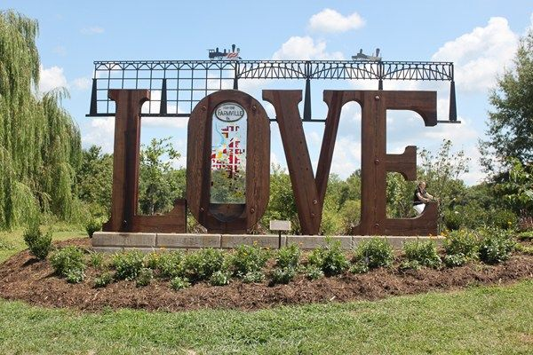 LOVEwork in Farmville - Virginia Is For Lovers