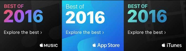 Explore the Best of 2016 Music Apps and iTunes