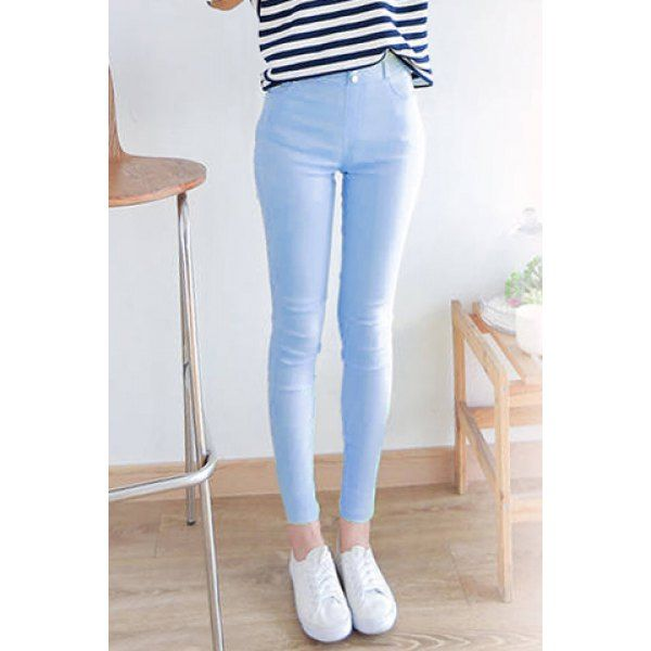1000  images about High Waisted Pants on Pinterest | Denim pants