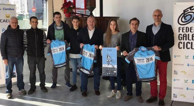 El ciclocross gallego despide el año con el Campeonato Autonómico en Culleredo