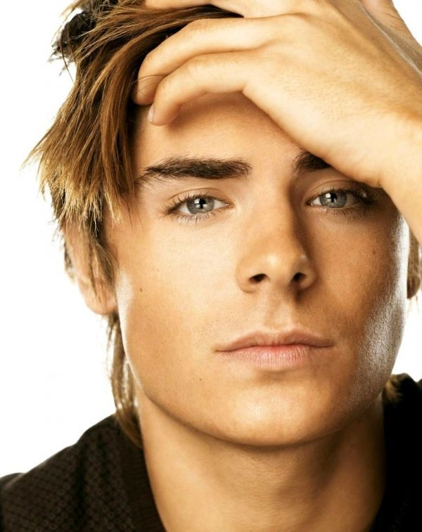 zac efron. he is one of the most beautiful men i've ever