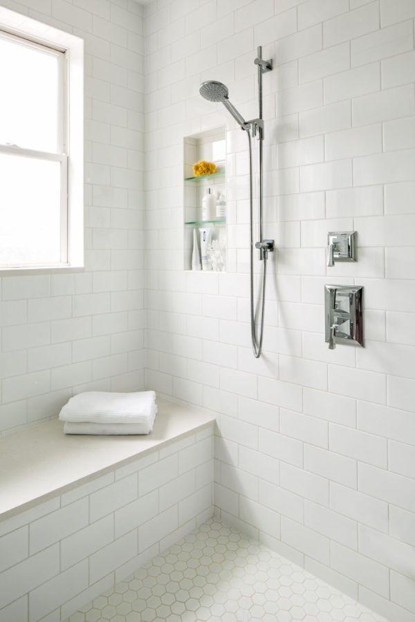 59 New Trend And Best Tile Bathroom Designs In 2020 Part 22 Ensuite Bathroom Designs White Subway Tile Shower Bathroom Tile Designs