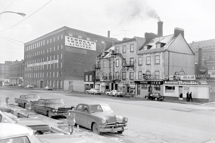 La fonderie Terreau et Racine a été remplacée par un immeuble à condominiums, les mets asiatiques de la Petite Dana ont pris la place des fèves au lard du restaurant...