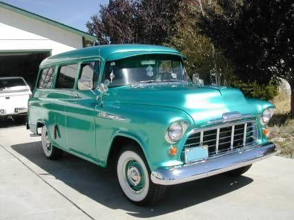 1956 suburban