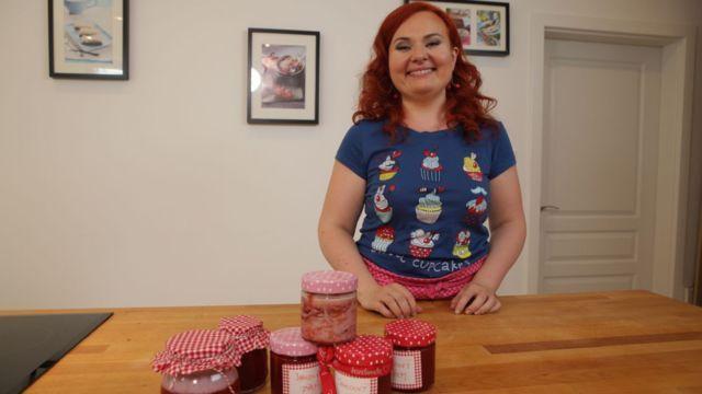Veronika Lucáková pripravila super rýchly domáci jahodový džem